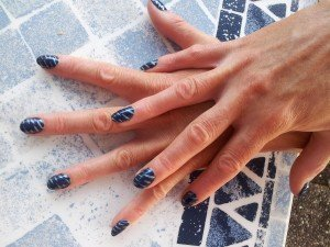 metalic zebra  dans nail art 2012-08-19-18.54.53-300x225