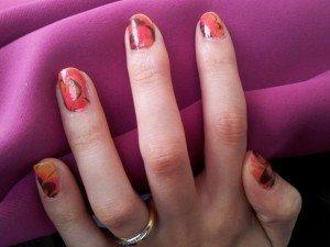 water marble rétro dans nail art 2012-08-30-16.02.48-300x225