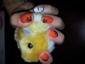 halloween  dans nail art 2012-11-02-16.22.222-300x225